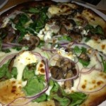 Sammys Woodfire Pizza - Goat Cheese