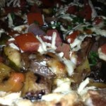 Sammys Woodfire Pizza - Vegetarian with Vegan Cheese