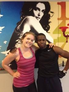 Liz Cortes Pacific Beacon Personal Trainer